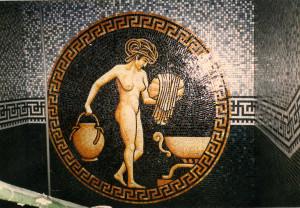 Классика мозаичного искусства.