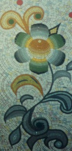 Мозаика для кухни -художественное исполнение.
