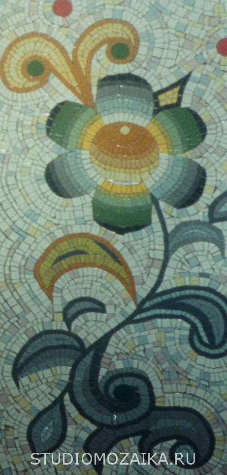 Мозаичного панно своими руками 69