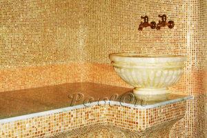 Матричная техника  -Турецкая баня.
