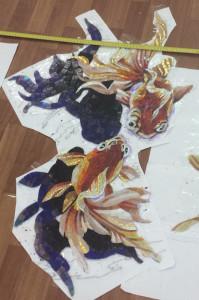 Творческий проект  мозаичного панно.